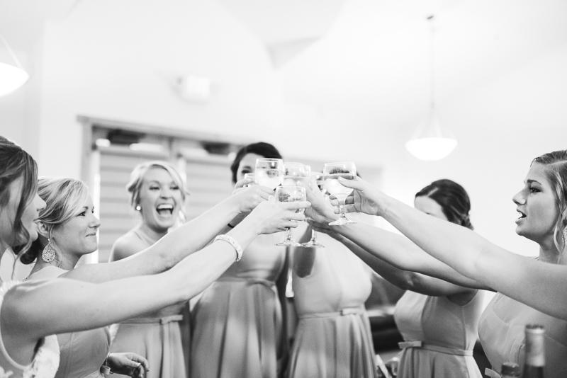 Silverthorne Wedding Photographer toast