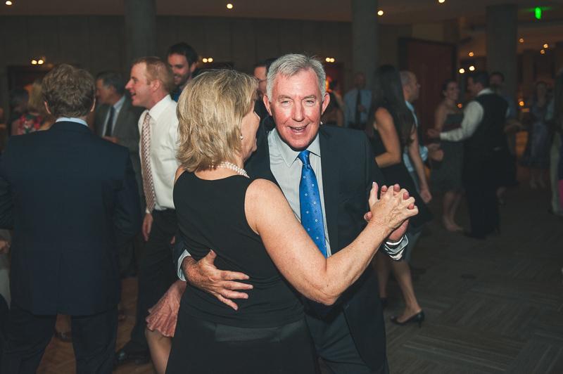 Denver Opera House Wedding Photographer dancing