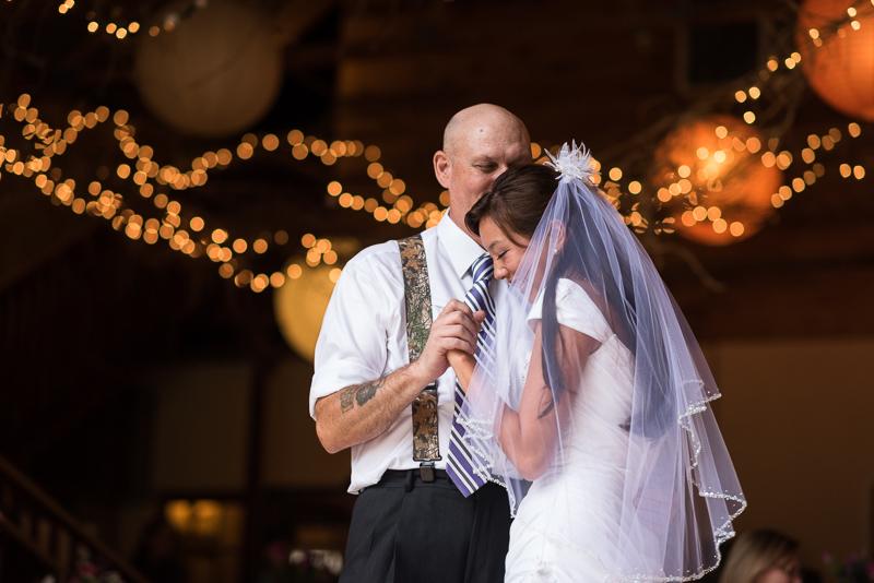 Palisade Wedding Photography dancing