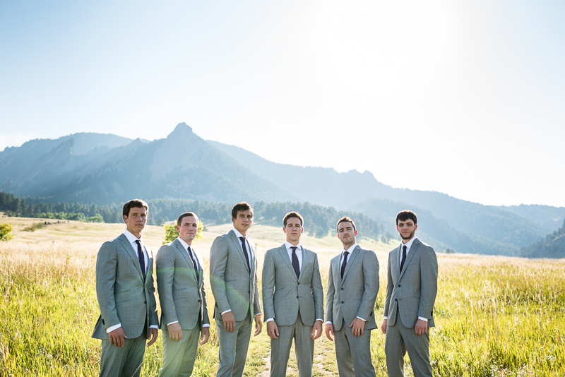 Boulder Wedding Photography chautauqua park