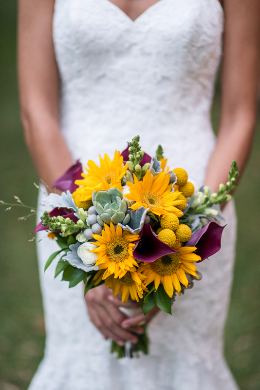 Boulder Wedding Photography bouquet