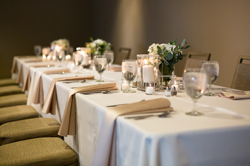 Denver Wedding Photography History Colorado table setting