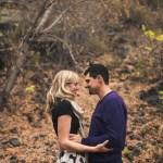 Golden Engagement Photographer