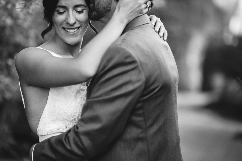 Denver wedding photography soft smile