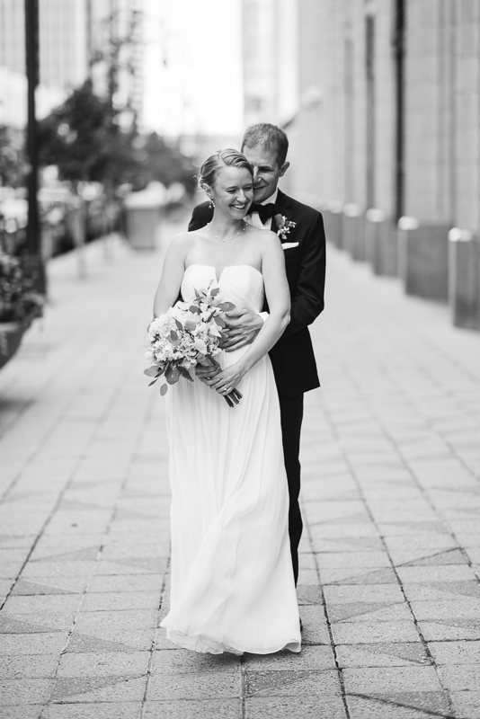 Denver wedding photography classic couple