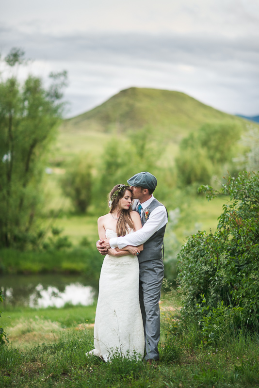 Denver Wedding Photography green hill