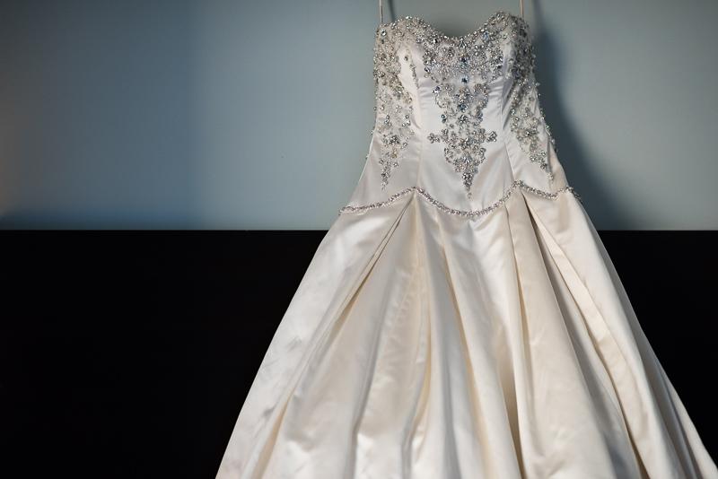 denver wedding photography dress