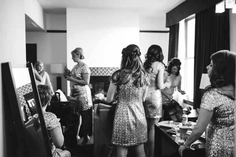 denver wedding photography bridesmaids