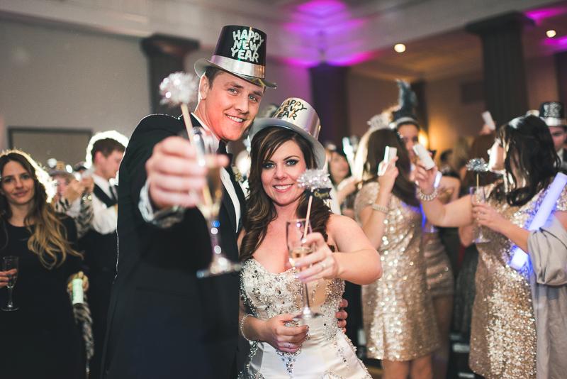 denver wedding photography toast