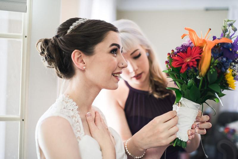 chatfield botanic gardens wedding photography thankful bride