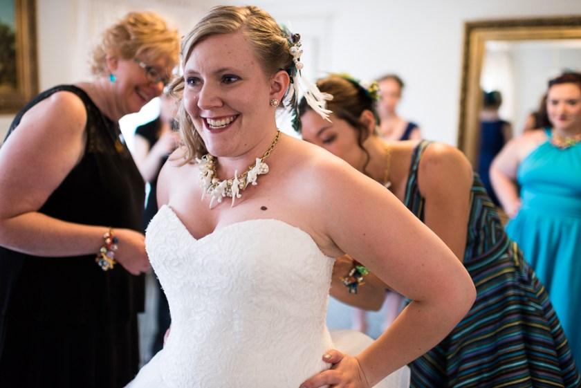 morrison willow ridge manor wedding photographer happy bride