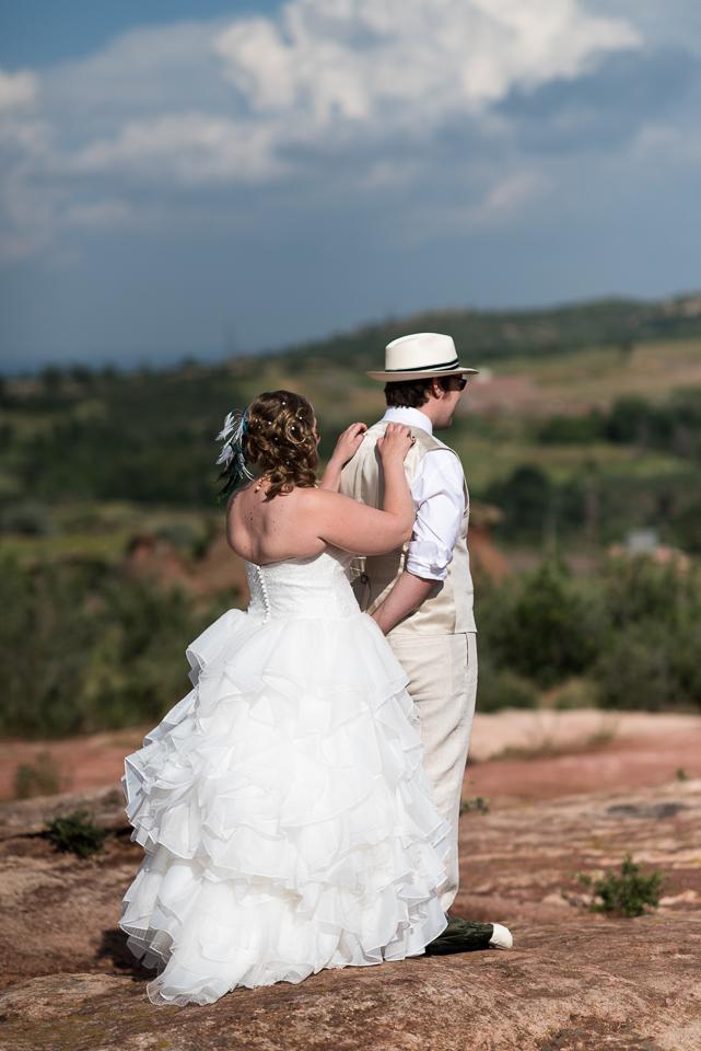 morrison willow ridge manor wedding photographer first look