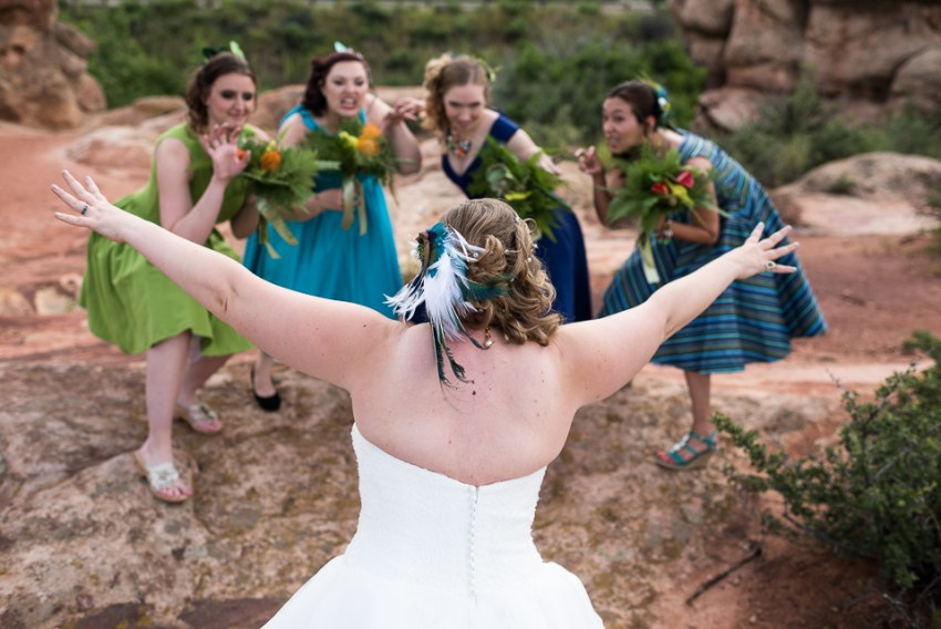 morrison willow ridge manor wedding photographer ladies jurassic world bridesmaids