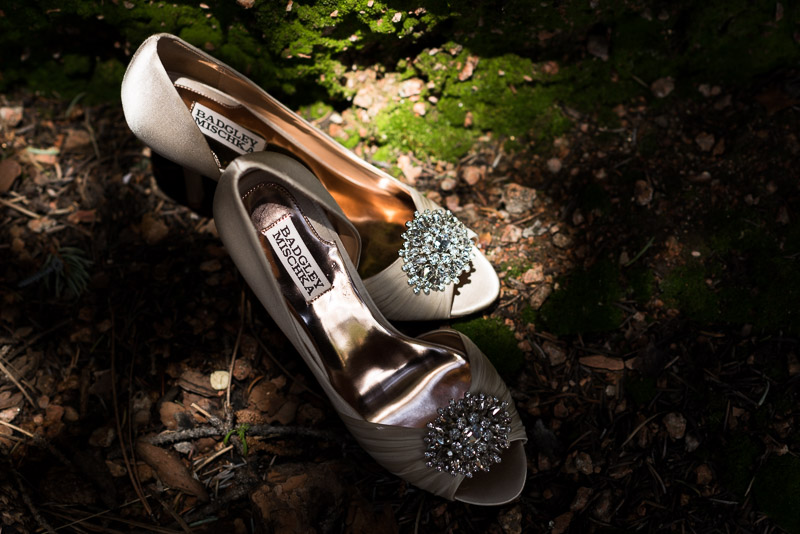 Emily and Ryan Lower Lake Ranch Wedding Photography wedding shoes