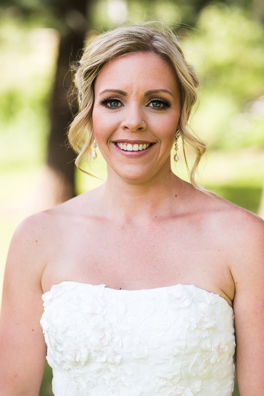Cuchara Wedding Photographer smiling bride