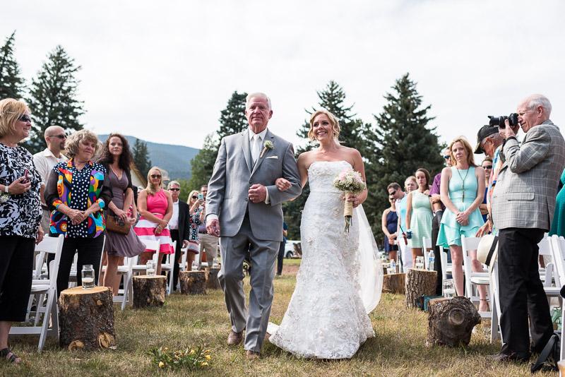 Cuchara Wedding Photographer happy bride