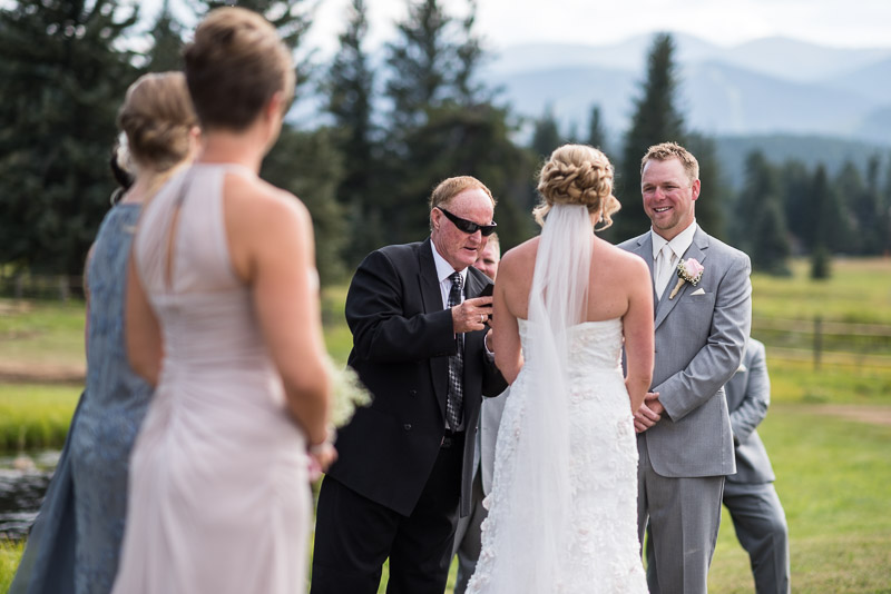 Cuchara Wedding Photographer ceremony