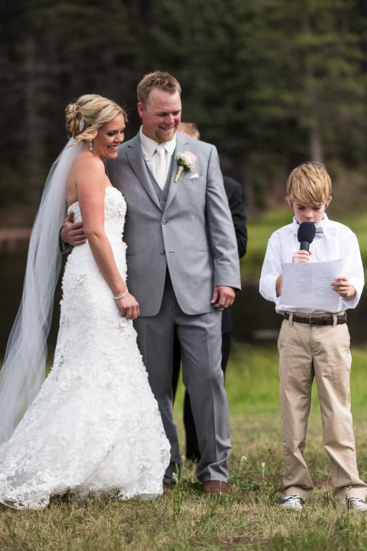 Cuchara Wedding Photographer child reading