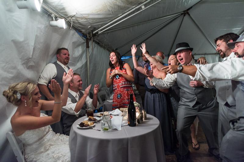 Cuchara Wedding Photographer serenade