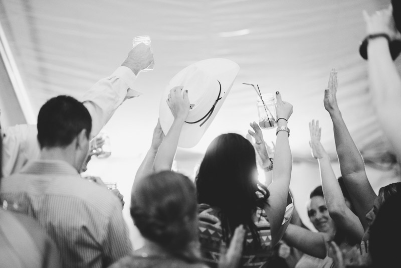 Cuchara Wedding Photographer dancing
