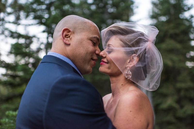 Lake Tahoe Wedding Photographer romantic