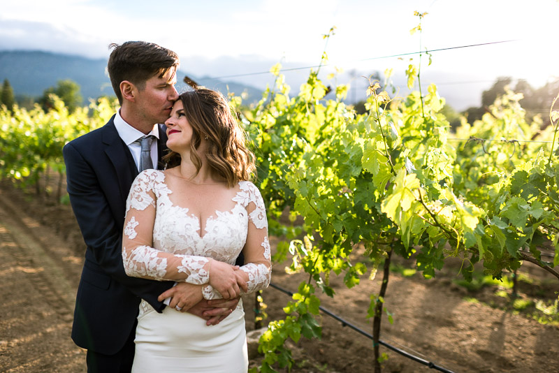 Napa Wedding Photography Harvest Inn