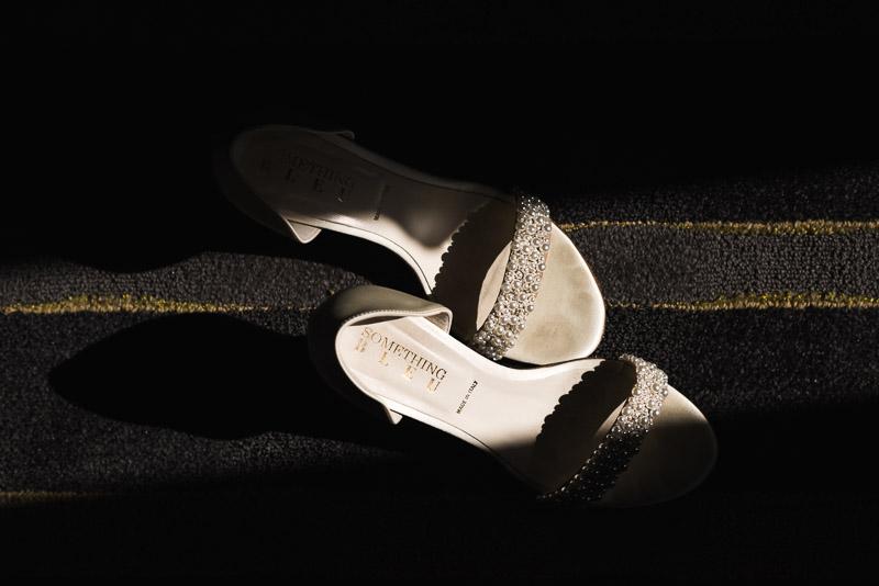 San Jose wedding photography shoes