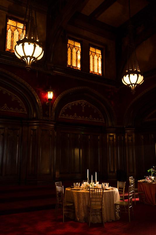 wedding ballroom reception