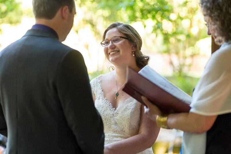 San Francisco Wedding Photography Villa Chanticleer wedding ceremony