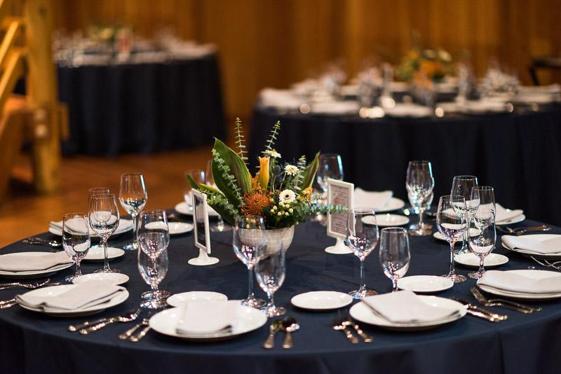 san francisco curiodyssey wedding table setting