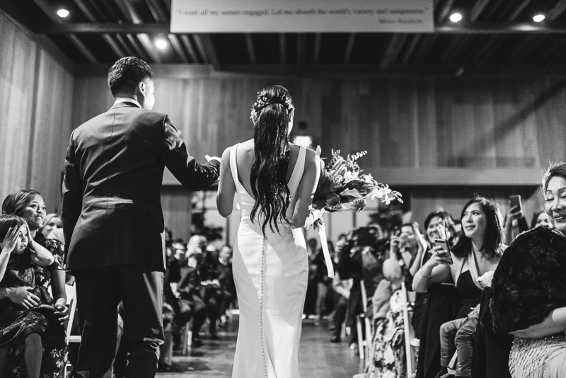 san francisco curiodyssey wedding recessional