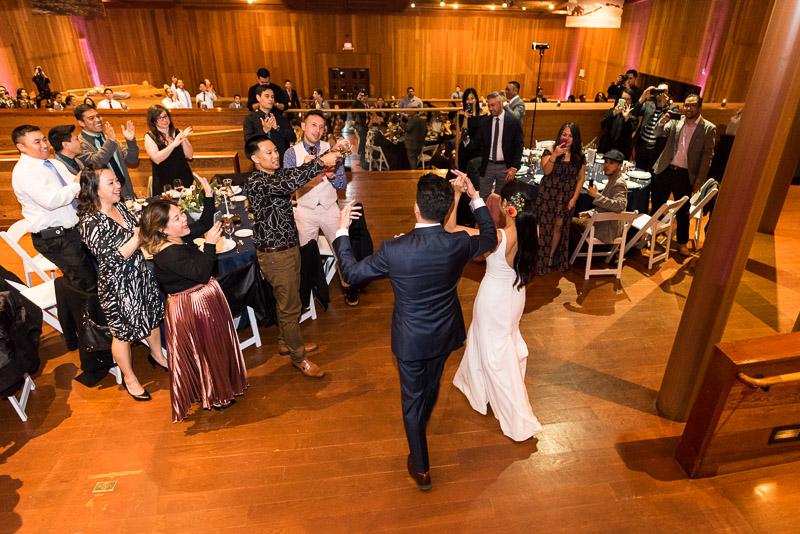 san francisco curiodyssey wedding introduction