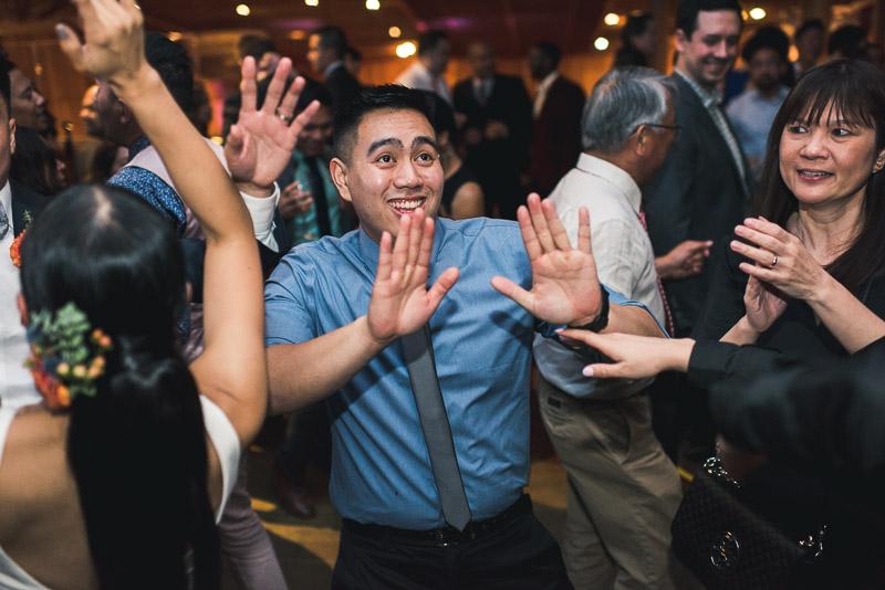 san francisco curiodyssey wedding dance party