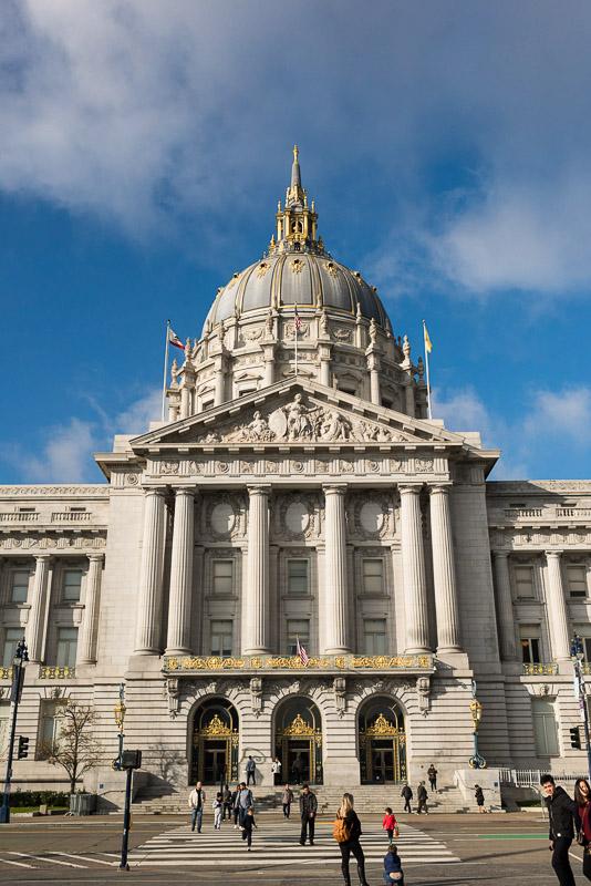 San Francisco City Hall Dome