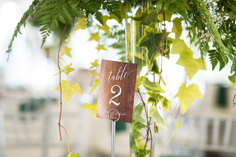 Denver Wedding Photography Wellshire Inn table decor