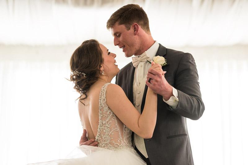 Denver Wedding Photography Wellshire Inn first dance
