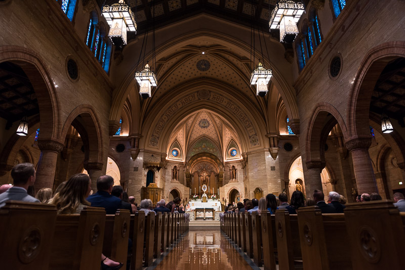 denver athletic club wedding photography holy ghost church