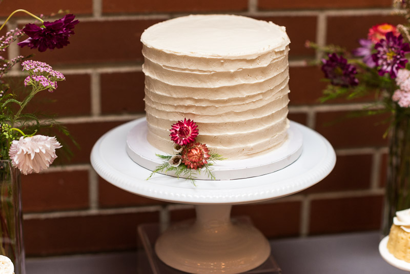 denver athletic club wedding photography wedding cake