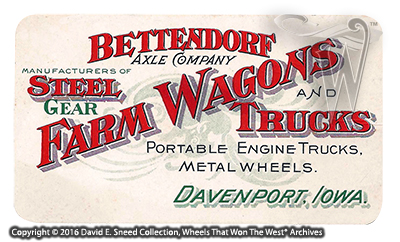 Bettendorf Axle Co. Cardx with text copy