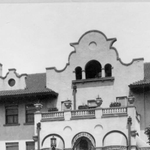 W.P. Bettendorf mansion