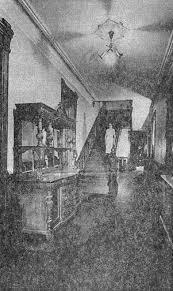 Interior Ficke Mansion