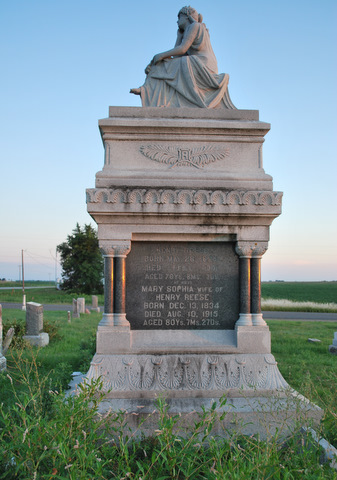 Henry Reese Monument