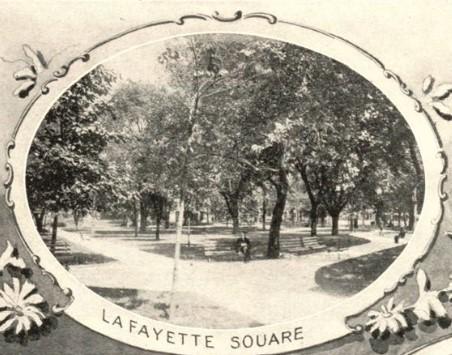 Lafayette Square Davenport