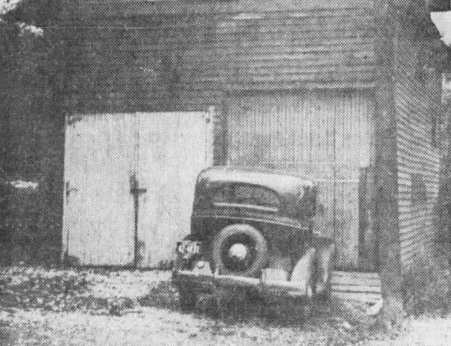 Charles Englehart Garage