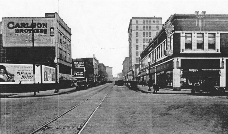 Moline Illinois 1920s