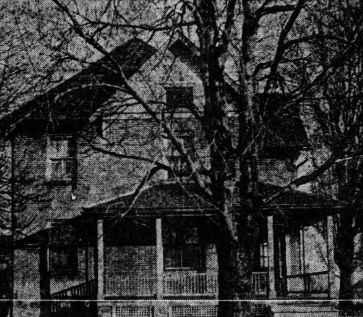 Clark Home, Star Press