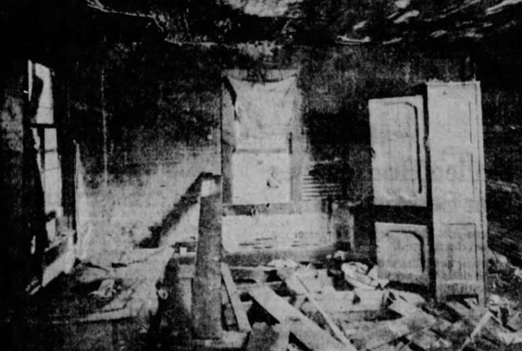 Strelow House Interior