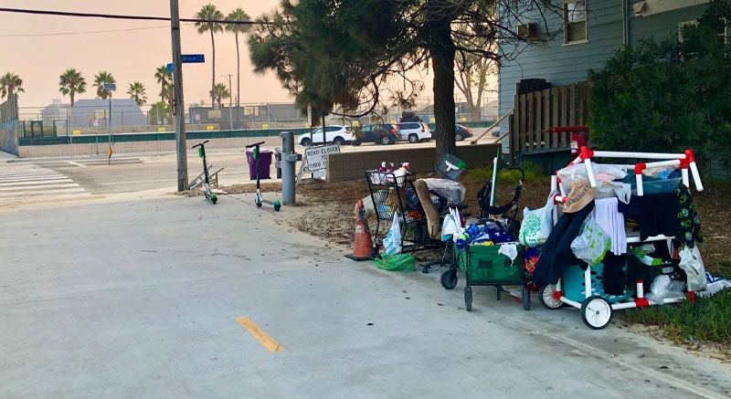 Long Beach Homelessness