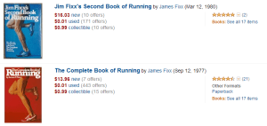 Jim Fixx's Second Book of Running