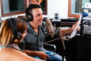 advanced voice over training